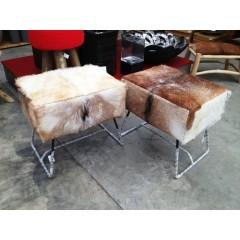 Stolička hranatá / kozina