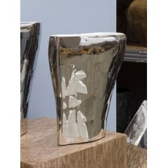 Váza Naboo, leštěná ocel