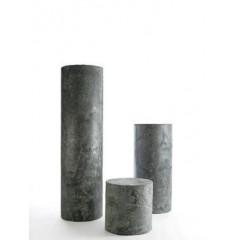 Břidlicový černý sloupek 45x100cm